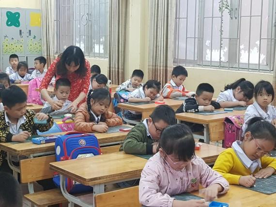 Chính thức bỏ chứng chỉ tin học, ngoại ngữ cho giáo viên từ tháng 3-2021. ẢNH: PHAN THẢO