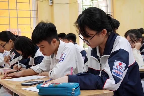 1.355 học sinh đoạt giải Nhất, Nhì, Ba trong kỳ thi chọn học sinh giỏi quốc gia 2021