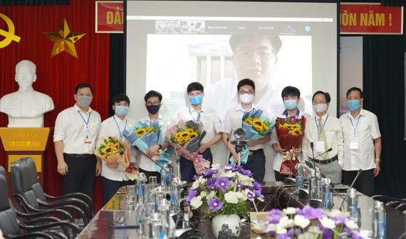 Đội tuyển Toán Việt Nam