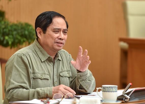 Thủ tướng Phạm Minh Chính