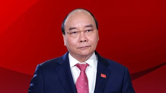 Chủ tịch nước Nguyễn Xuân Phúc ứng cử đại biểu Quốc hội khóa XV tại đơn vị bầu cử số 10, gồm các huyện Củ Chi và Hóc Môn (TPHCM)