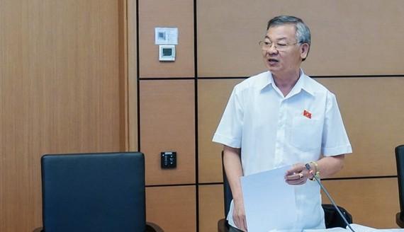 Ông Hồ Văn Năm. Ảnh: Quochoi.vn