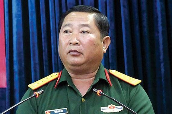 Thiếu tướng Trần Văn Tài