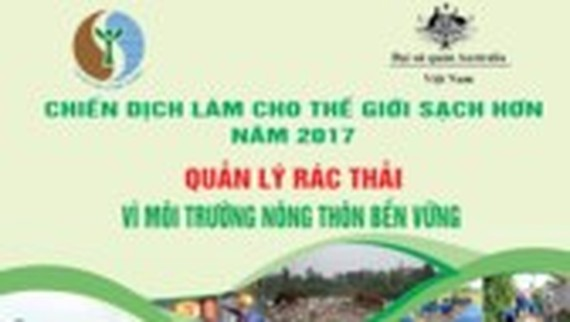 """Make the world cleaner"" campaign to be launched in Hoa Binh province"