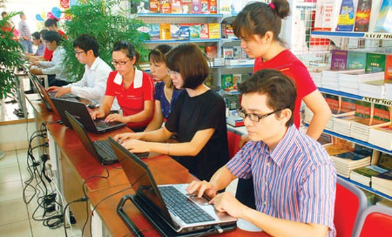 Smart e-library to be set up to benefit readers nationwide