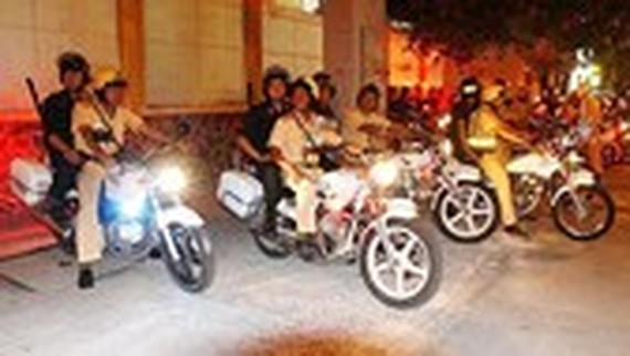 155 people die during five Tet days because of traffic accidents