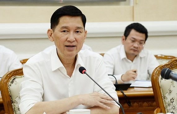Deputy Chairman Tran Vinh Tuyen (Photo: SGGP)