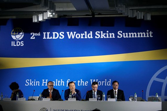 The 2nd World Skin Summit held in HCMC