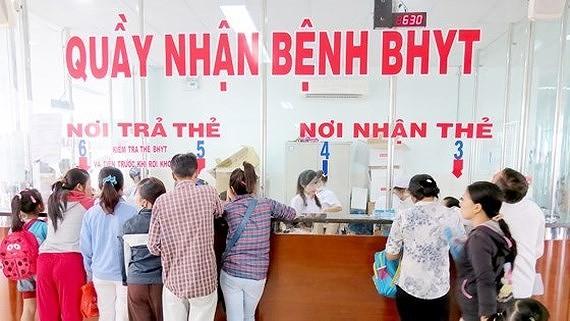 81 percent of Vietnam's population buy health insurance
