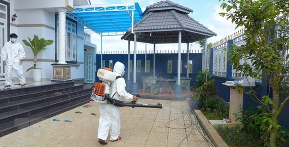 Vietnam looks to ensure full protection for people at risk of malaria with appropriate control measures. (Source: VNA)
