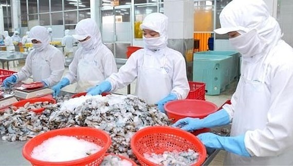 Exports in eight months maintain growth