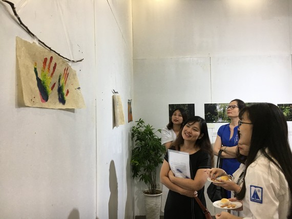 RETHINK art exhibition focuses on environmental issue