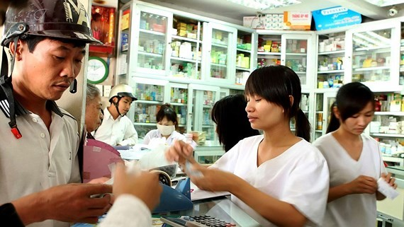 Health authorities in HCMC ask to tighten control over drug business