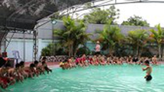 Red Cross Society launches anti-drowning project