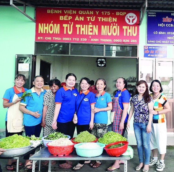 HCMC suffused with love for disadvantaged people