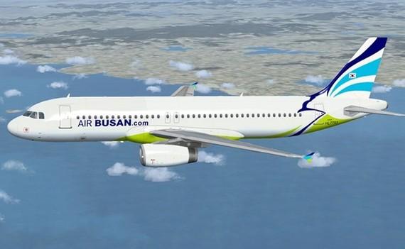 Air Busan increases flights to central Da Nang city