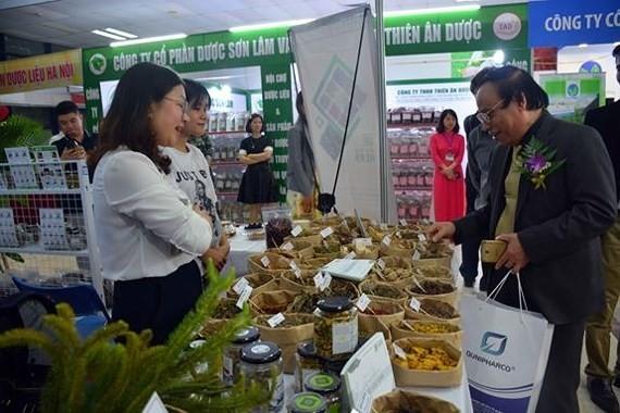 At the fair (Photo: SGGP)