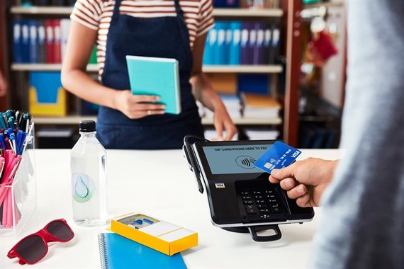 More and more Vietnamese consumers are using digital payments. (Photo courtesy of Visa Vietnam)