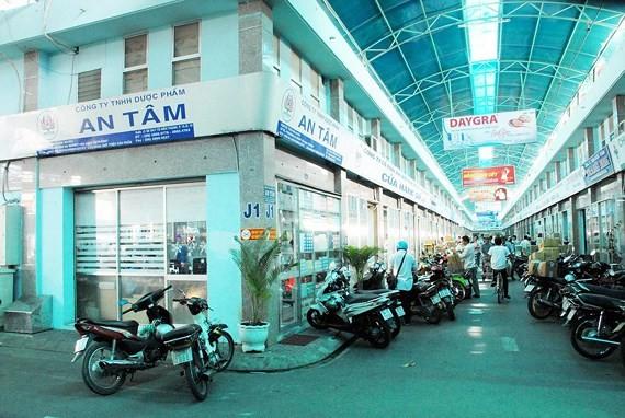 Model drug center in HCMC helps stabilize drug price