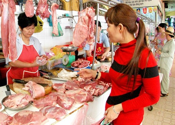 Incidence of African Swine Fever leaves rises in imported pork in Vietnam