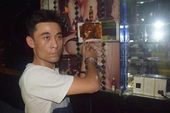 Lam Dai Phi, ring leader (Photo; SGGP)