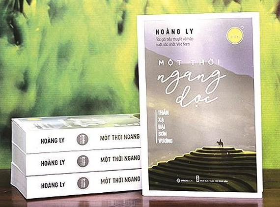Vietnam's first wuxia novel re-published