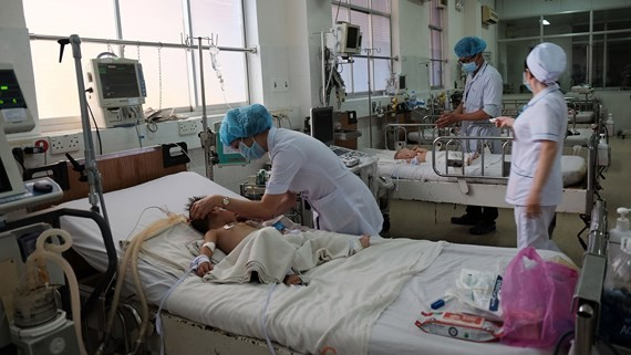 Dengue fever kills two and drives 2,163 people to hospitals