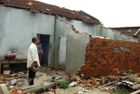 US organisation helps Thua Thien-Hue overcome natural disaster aftermath