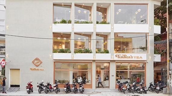 Taiwan's tea chain Ten Ren's exits from Vietnam