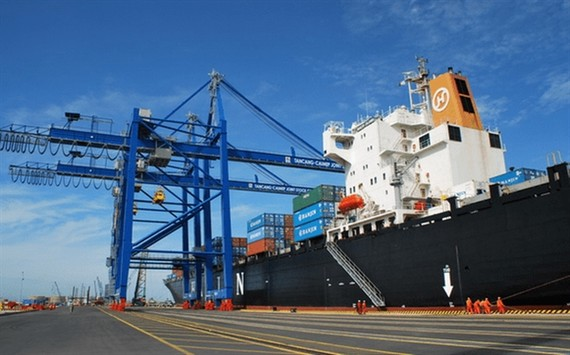 Vietnam reported a $1.8 billion trade surplus during the first seven months of 2019 with exports to CPTPP economies making up over half of the figure. — Photo cafef.vn