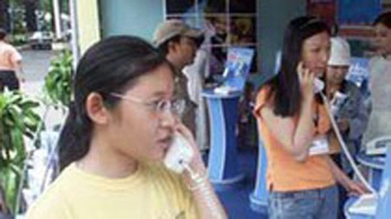 Telecoms service fees in Vietnam to decrease
