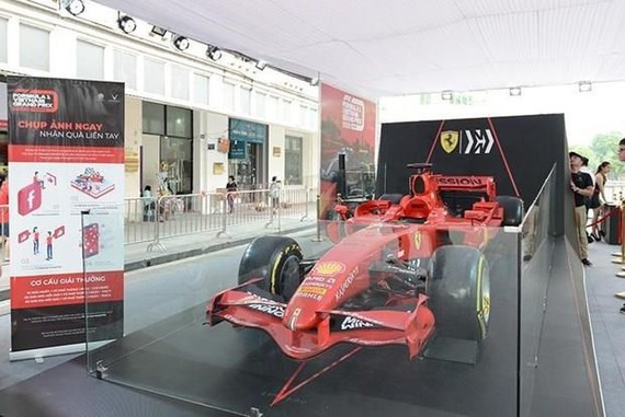 Formula 1 Hanoi to enhance capital city's image