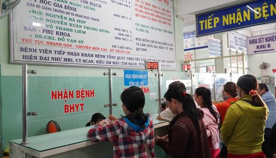 Medical insurance fund in HCMC short of $ 77.6 million