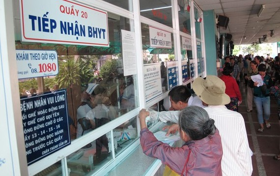 HCMC spends US$1 million buying health insurance cards for poor households