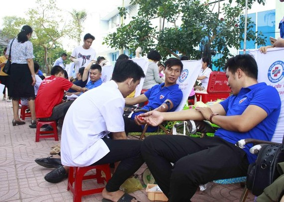 HCMC needs 60,000 blood units for emergency treatment in upcoming Tet festival