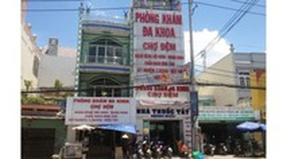 One of the worst medical clinics (Photo: SGGP)