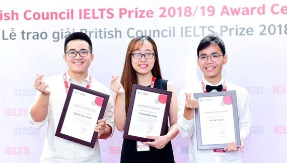 British Council Vietnam grants 30 scholarships to East Asian students