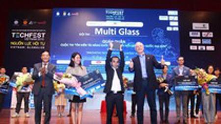 MultiGlass to represent Vietnam in Startup World Cup 2020