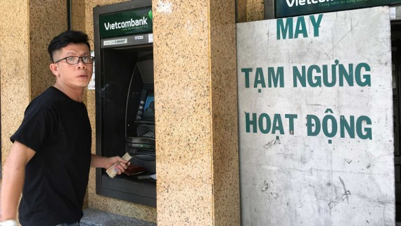 Banks requested to ensure ATM systems to work properly during Tet holidays
