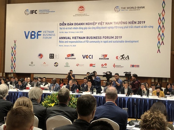 Annual Vietnam Business Forum aims to create stable business environment