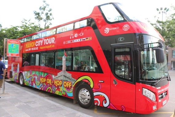Let's discover hop- on hop -off bus tours in HCMC for Tet holiday