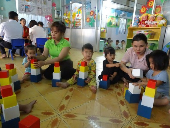 HCMC education authorities survey private preschools in industrial parks