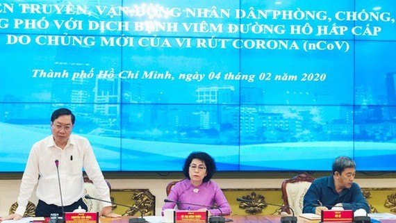 HCMC takes heed of coronavirus prevention dissemination