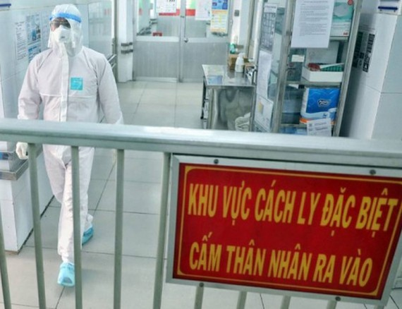 HCMC health sector isolates over 1,000 Chinese workers