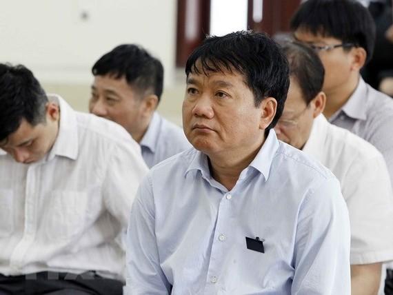 Dinh La Thang, ex-PetroVietnam Chairman (Photo: VNA)