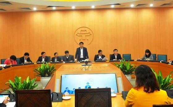 At the meeting (Photo: SGGP)