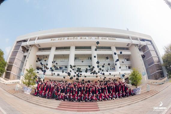 Vietnam National University Ho Chi Minh City (Photo: the school's website)