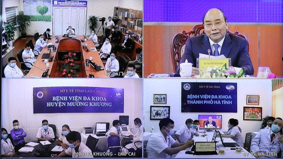 Vietnam launches telemedicine as useful alternative during coronavirus pandemic