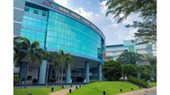 Vietnam's Ton Duc Thang university listed in THE World University Rankings (Photo: SGGP)