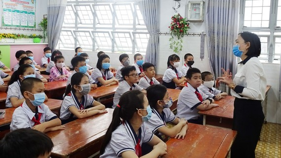 Schools ensure to complete curriculum after reopening